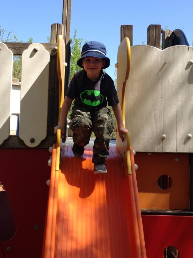 The Zoo Slide